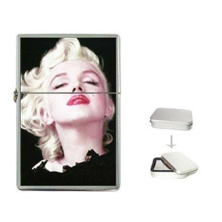 New Product MARILYN MONROE DREAM LOVER Flip Top Cigarette Lighter + free Case Box