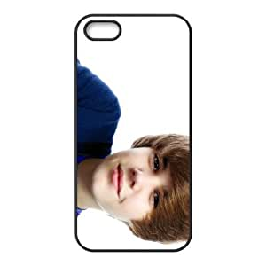 Justin Bieber iPhone 5 5s Phone Case Black as a gift H6000793