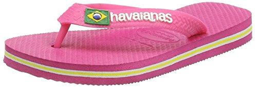 Havaianas Flip Flops - Havaianas Brasil Flip Fl ... Orchidee Roos