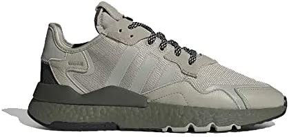 Adidas Herren NITE Jogger Sneaker Braun