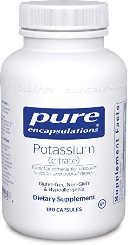 Pure Encapsulations Potassium Essential Vascular