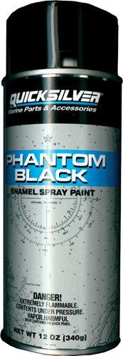 Mercury/Quicksilver Parts Paint Phantom Black 92-802878Q 1