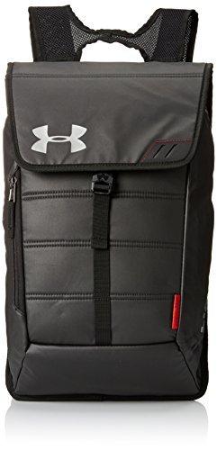 Under Armour Unisex Storm Tech Pack, Black/Silver, One Size [並行輸入品] B07F4C8GQD