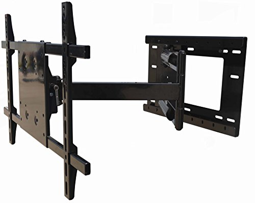 "Price comparison product image THE MOUNT STORE TV Wall Mount for Sony 55 inch Class (54.6"" Diag.) - LED 2160p Smart 4K Ultra HD TV with High Dynamic Range Model XBR55X800E VESA 300x200mm Maximum Extension 26 inches"