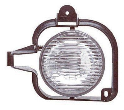 DRIVER SIDE FOG LIGHT Ford Escort FOG LAMP; LH; ZX2 MODEL