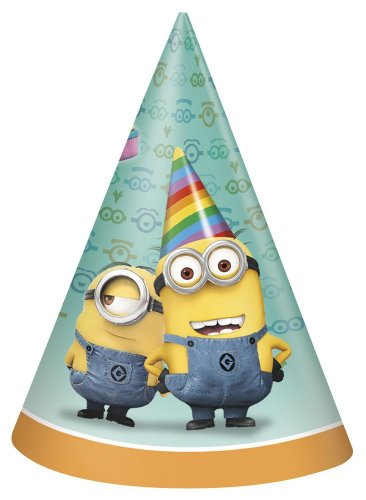 Despicable Me Party Hats,