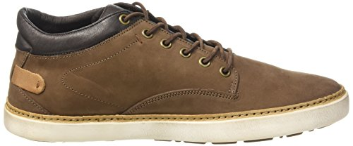Uomo Marrone Braquo TBS Technisynthese Taupe Sneakers Technisynthese TBS Marron awaBqzR