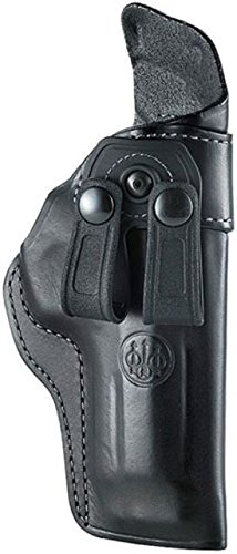 Beretta M9A1 Rail Leather Mod 1 Holster, Large, Right Hand by Beretta