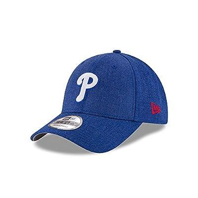 Philadelphia Phillies New Era Heather Crisp Adjustable Cap
