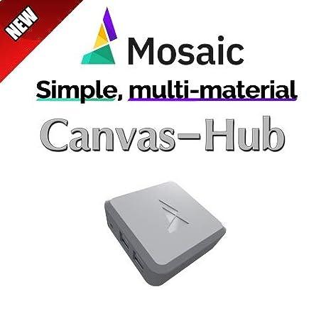 Mosaic Canvas Hub CANVAS Hub para Palette 2 e Impresora 3D ...