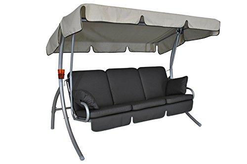 Premium Comfort-Cojín para balancín () 3 plazas, diseño de ...