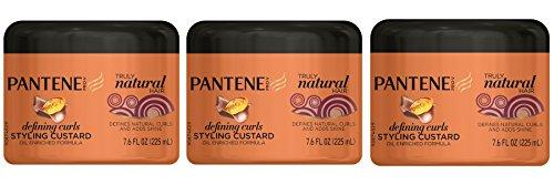 Pantene Natural Defining Styling Packaging