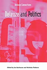 Deleuze and Politics (Deleuze Connections) Paperback