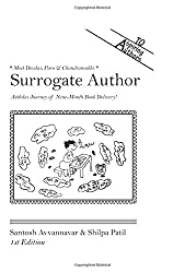 Surrogate Author: Authdas Journey of Nine-month book delivery!