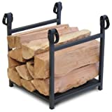 Western Star Wood Holder - Black