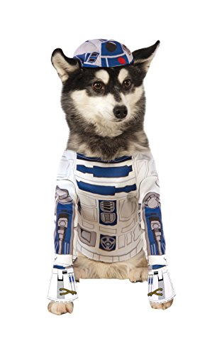 Star Wars R2-D2 Pet Costume (Dog Star Wars Costume)