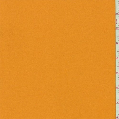 Orange Gold Activewear, Fabric by The Yard