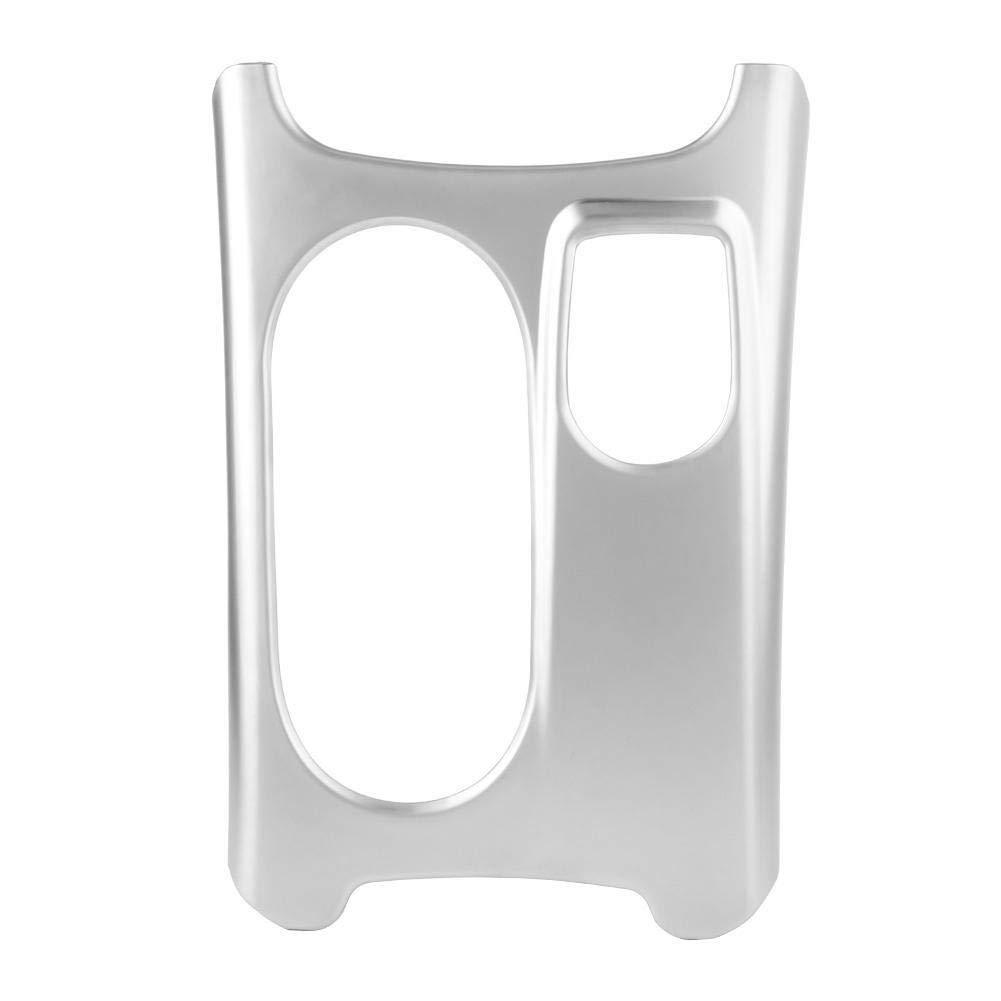 KSTE Se Adapta ABS Cromado A-Grado Accesorios del Coche Taza de Agua Panel de Ajuste for Mercedes CLA GLA