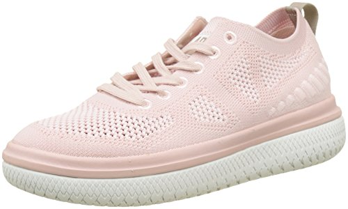 Ros Low M37 Whip Pink WoMen Trainers Crushion Peach Femme Wh Wtr Palladium Knit Str wCU4zCq