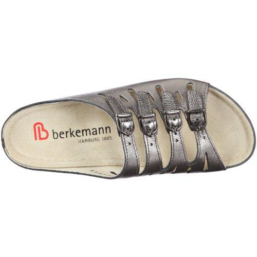 Berkemann 280 00737 femme Atlanta Hassel Chaussures Gris rnq6rxUpw