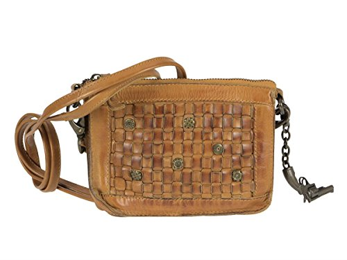 Kid A Billy Cowboys Caramel Cm The Pelle Borsa Charlotte 17 Nasty Tracolla 5ncrYwZ1qc