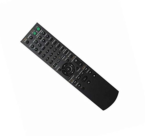 HCDZ Replacement Remote Control Fit For Sony DAV-HDX279W DAV-DZ295K DAV-DZ685K DVD Home Theater System by HCDZ