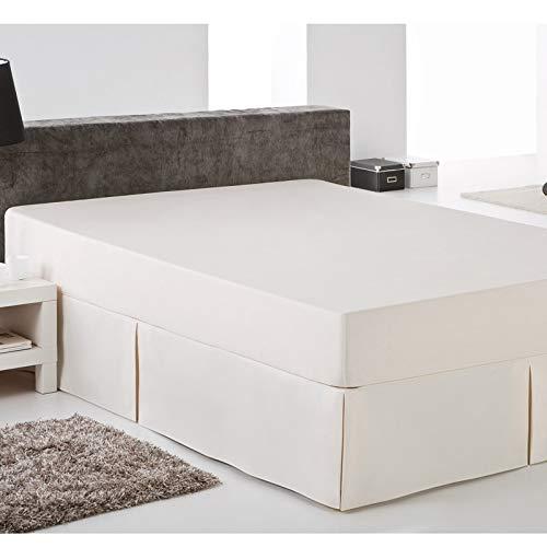 Reig Martí CUBRE CANAPÉ crudo cama 135 cm: Amazon.es: Hogar
