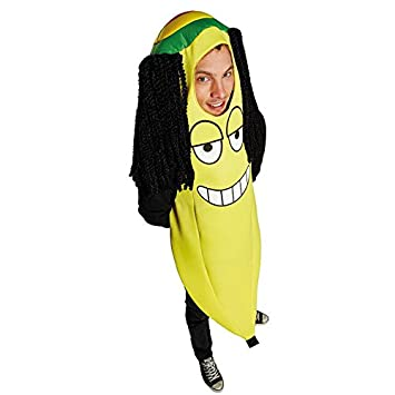 Ideal Stag Night B/&S Trendz Banana Bananaman Fancy Dress Costume