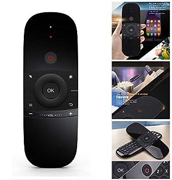 Elitemill Smart TV Teclado Inalámbrico Fly Ratón Multifunción Mando a Distancia para Android TV Box PC Proyector: Amazon.es: Electrónica