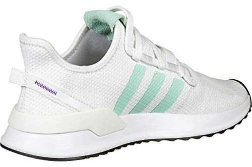 0 clear Weiß Black Mint U Baskets path Femme core Run White Adidas footwear C8q7XwX