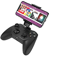 Rotor Riot Mfi Certified Gamepad Controller for iOS iPhone – Wired with L3 + R3 Buttons, Power Pass Through Charging, Improved 8 Way D-Pad, and redesigned ZeroG Mobile Device