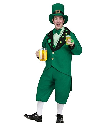 Fun World Crawl Leprechaun Costume