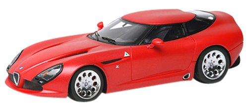 1/43 アルファロメオ TZ3 ストラダーレ マットメタリックレッド VM020E