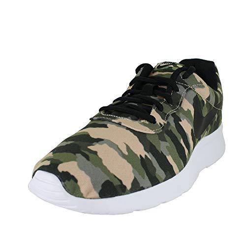 Prem Homme Tanjun black cargo Sneakers Khaki neutral Multicolore Nike Olive Basses 001 HAO5Aq