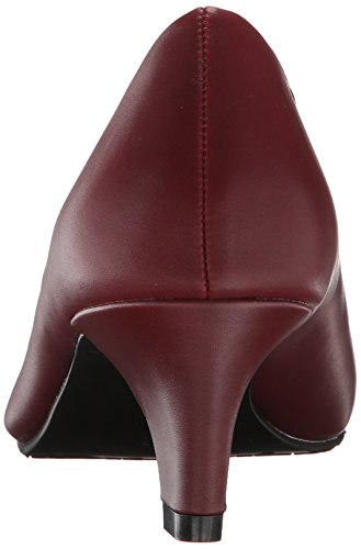 Soft Style by Hush Puppies Gail Femmes US 11 Rouge Large Talons