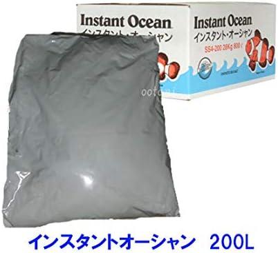 インスタントオーシャン 200L用 7Kg 人工海水