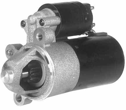starter motor - 9