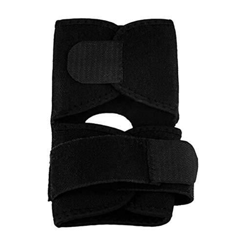 (Tianhaik Elastic Compression Ankle Support Protector Stabilizer Foot Wrap Ankle Bracefor Pain Relief)