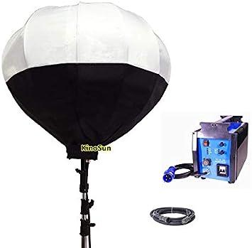 Daylight 2500W 4000W HMI Balloon Light Head China Ball Chinese Lantern