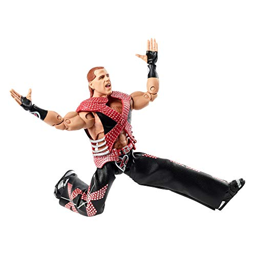 WWE Ultimate Edition 6-inch Action Figure, Shawn Michaels