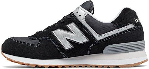 New Balance , Herren Sneaker schwarz schwarz