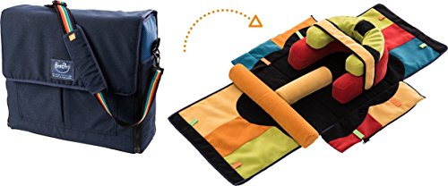Firefly by Leckey Playpak Portable Activity Kit – Portable Early Intervention Therapy Kit for Children with Special Needs by Firefly