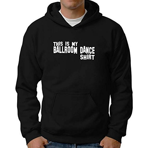 This is my Ballroom Dance shirt Hoodie - Unisex Hoodie - Winter Hoodie - Gift for Friend - S-5XL (Jacket Supreme The Face North)