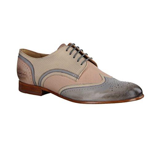 Melvin Chaussures pour Sally15 Femme Multicolore Mehrfarbig Lacets amp; de à Hamilton Mehrfarbig Ville rxnrF