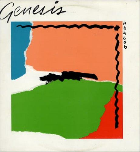 Original album cover of abacab by Genesis