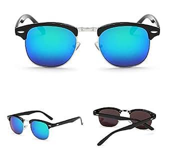Polarized double-meter nail personality sunglasses retro men and women fashion sunglasses sunglasses-xsq