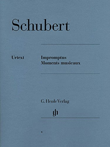 Impromptus And Moments Musicaux (Schubert Op 90 No 4 Sheet Music)