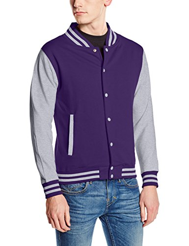 Giacca Awdis Multicolore burm Grey Jh043moxn viola Uomo Heather ErECWU6nq1