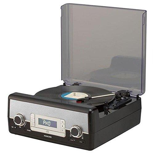 KOIZUMI Multi record player SAD-9801-K by Koizumi