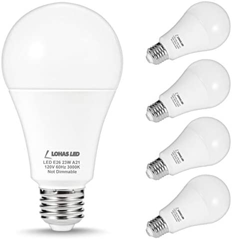 LOHAS 150W 200Watt LED Incandescent Non Dimmable product image